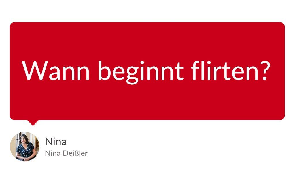 twitter flirten