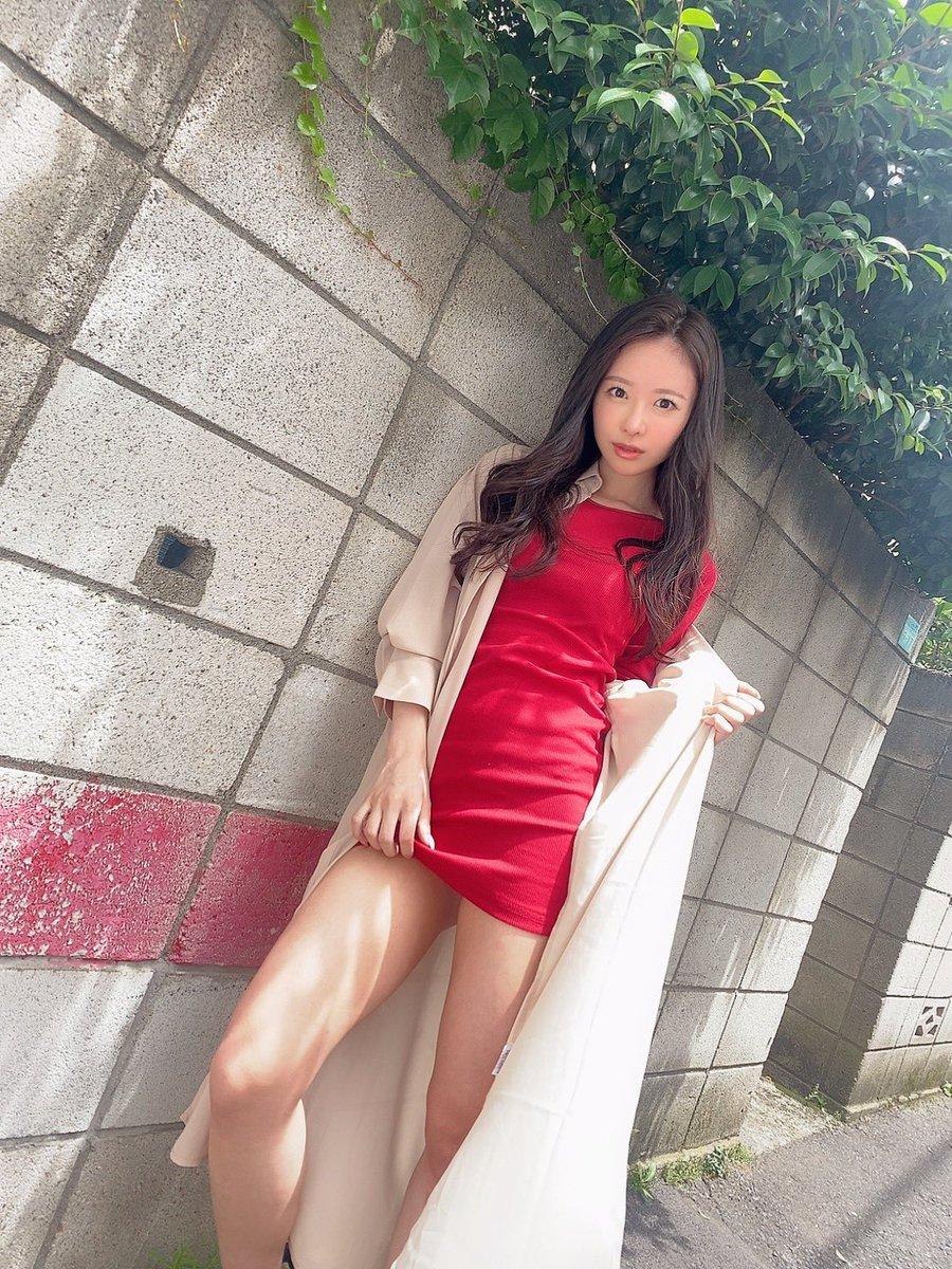 栗山莉緒 来月の作品のオフショット!✨痴 3