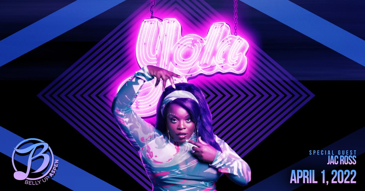 """Grammy-nominated for Best New Artist, Yola brings new album Stand For Myself, """"which reaches back decades to incorporate funk, disco, R&B"""" (Vulture) Friday, 4/1! Tickets: ow.ly/M80l50FO7KW"""