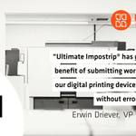 Image for the Tweet beginning: Print businesses are considered essential