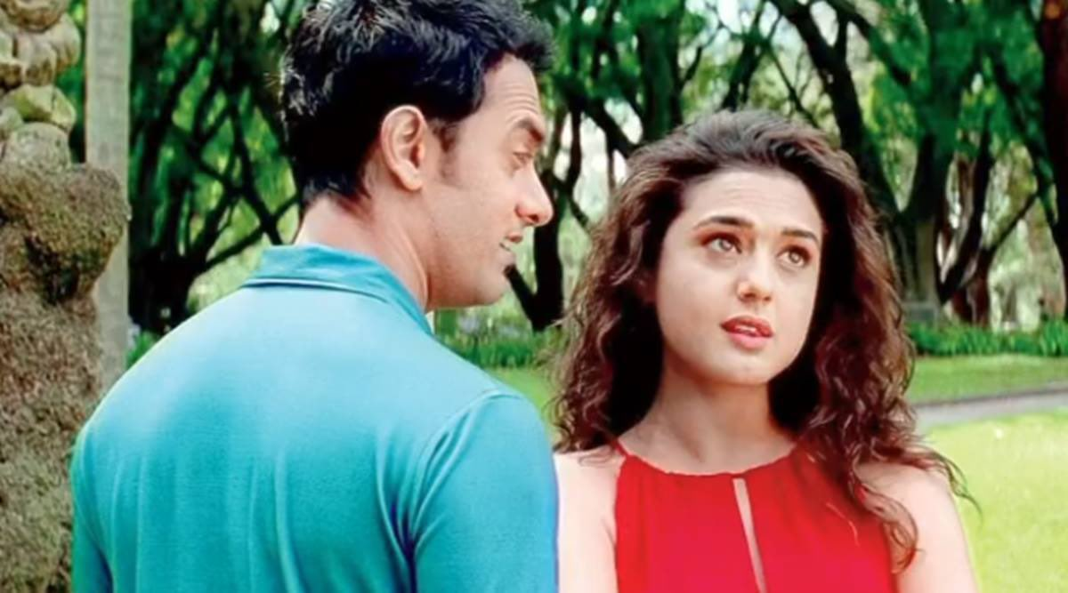 It could only be you @realpreityzinta as Shalini.. so thank you for saying yes way before a final draft and anyone else being cast .. your faith meant so much to me. ❤️ #20YearsOfDilChahtaHai https://t.co/wo9qIfK6nc