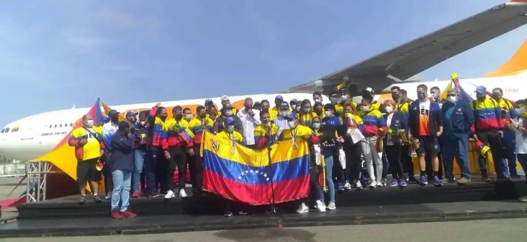 Venezuela Noticias Positivas - Página 23 E8cDa1nWYAsrtSV?format=jpg&name=medium