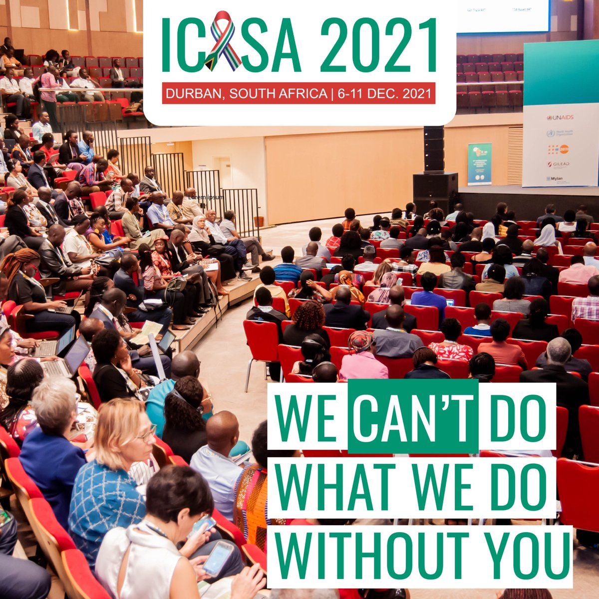 #Alert #ICASA2021Conference @icasa2021 Have you submitted yours yet? Deadline is tomorrow. Submit yours using the link from the quoted tweet.