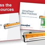 Image for the Tweet beginning: New VersaPass® Technology Best Practices