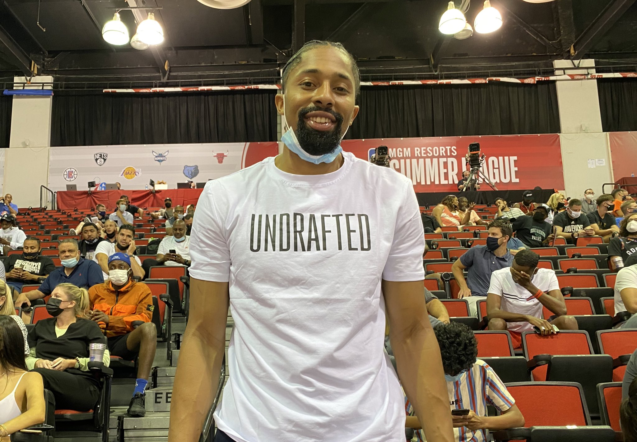 Spencer Dinwiddie Undrafted T Shirt Shop