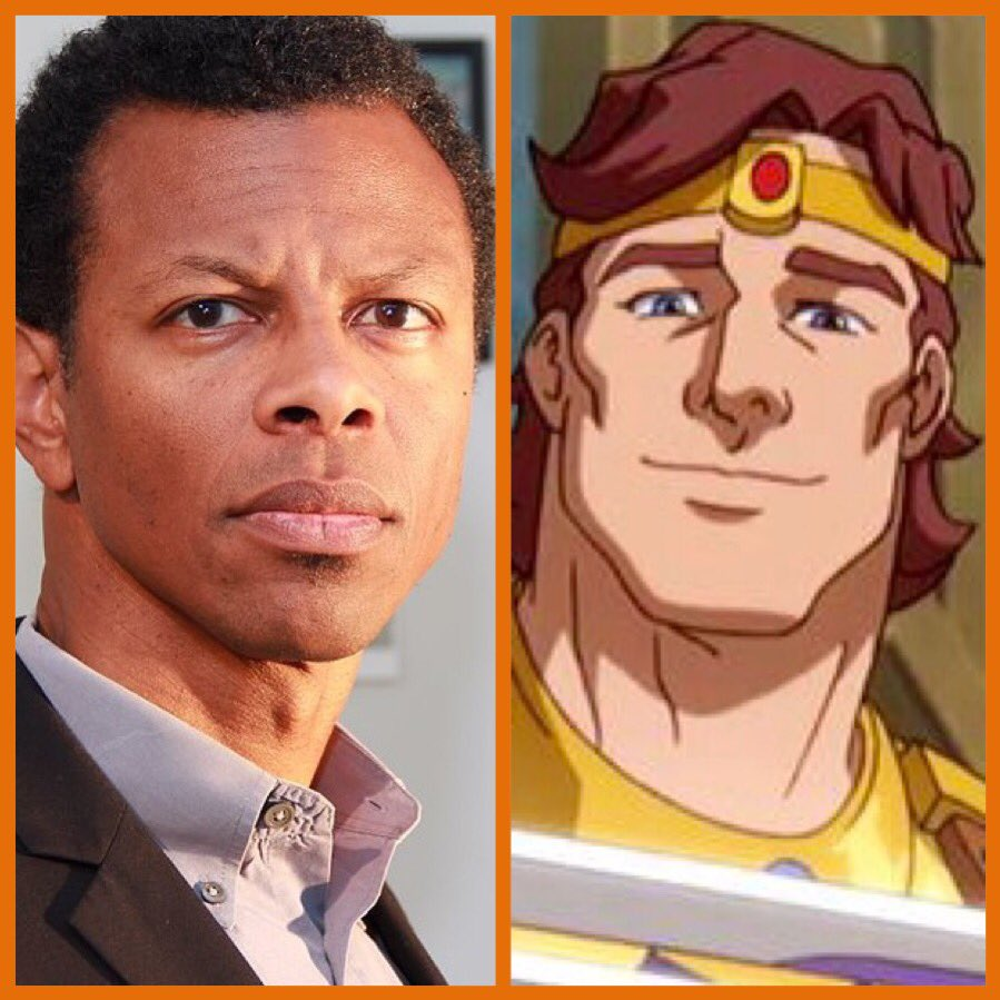 Yalie @PhilLaMarr is the voice of He-Ro of Preternia in the new Masters of the Universe: Revelation which released on Netflix. Phil has voiced more than 400 characters in movies, TV, games, animation and more. He helped found the Purple Crayon at Yale #YaleAlumni https://t.co/vx8Ix4BAlE