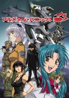 Full Metal Panic! anime