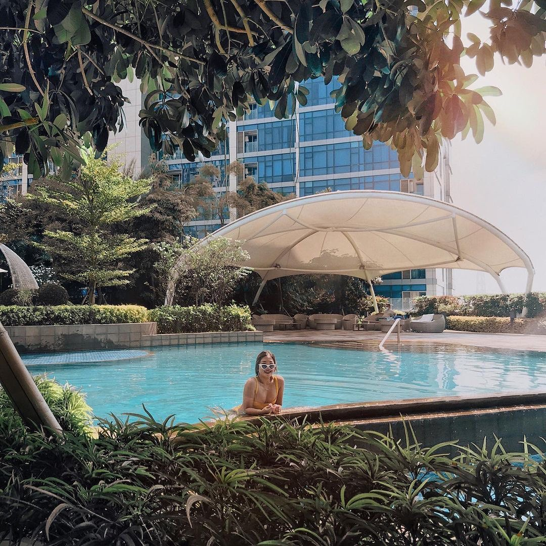 Find your center in nature with a much needed getaway. #FeelWell 📷 firdatraveldiary on IG 📍 The Westin Surabaya
