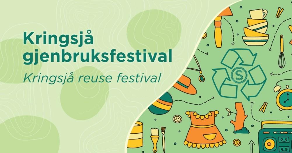 Gjenbruksfestival med gratis møbler og utstyr https://t.co/6648Z5mwnN https://t.co/Rn9IVlx6zR