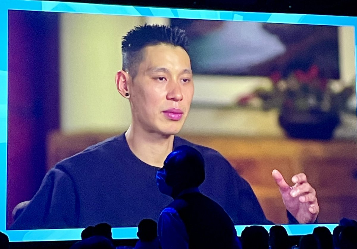 Embrace your background - Jeremy Lin Great role model #DEI #asugsvsummit
