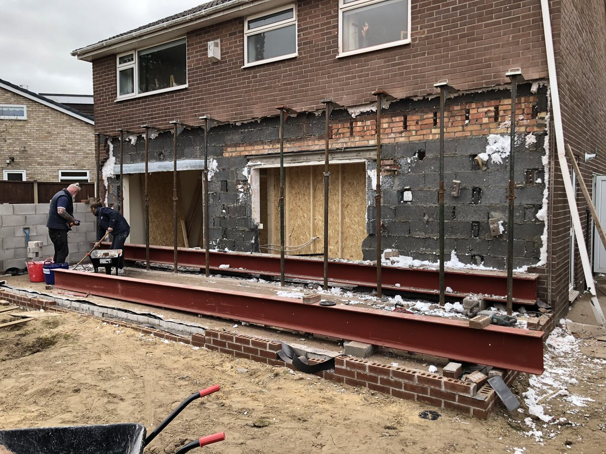 test Twitter Media - We are delighted with how our rear extension with structural alterations in Formby Liverpool has turned out. Well done to all the team! @fmbuilders @theCIOB @HowdensJoinery @AtkinsonKirby #formby #builders https://t.co/lGNC9N1qut