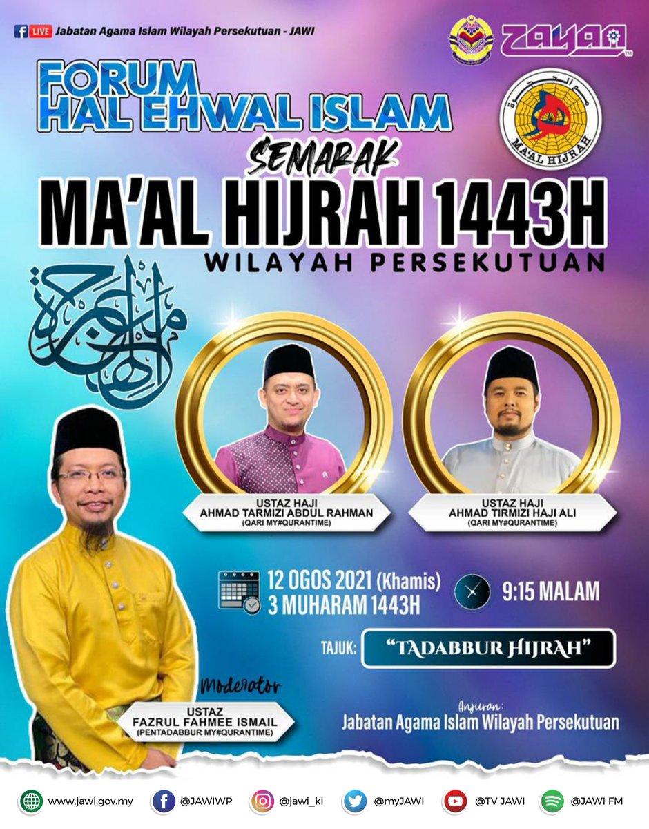 Paling Laju Nama Bulan Islam Jawi
