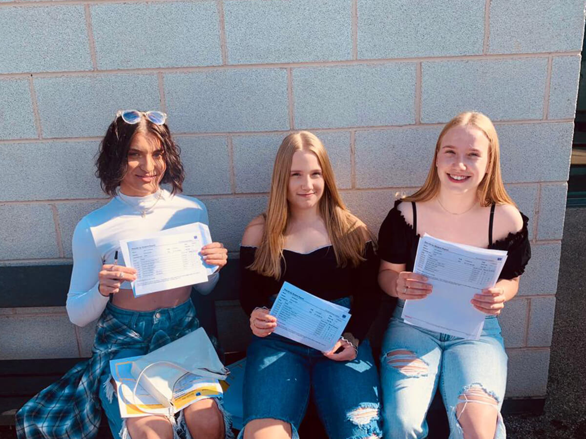 Congratulations to all those receiving their GCSE results today. We know what a challenging few years it has been for those in education but you are all a credit to the town and the district. Onwards and upwards!🥳