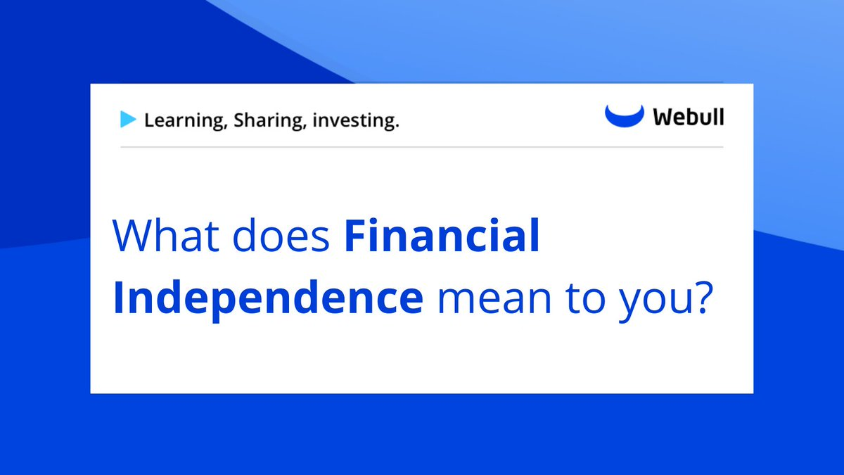In general, reaching financial independence means you have enough income to pay for your living expenses for the rest of your life without having to work, but what does it mean to you?