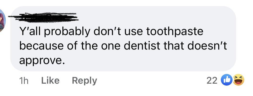 Someone's response to that viral video of an Indiana doctor spewing anti mask/anti vax bullshit 😂