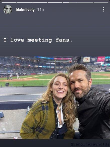 RT @GeekZoneGZ: Si no tenemos lo que tienen Ryan Reynolds y Blake Lively no quiero nada. https://t.co/t6ZA3EYuKG