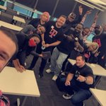 Image for the Tweet beginning: Great team meeting w/Atl North