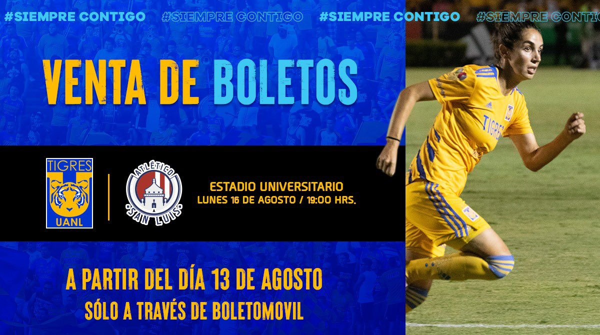 Tigres vs Atlético San Luis