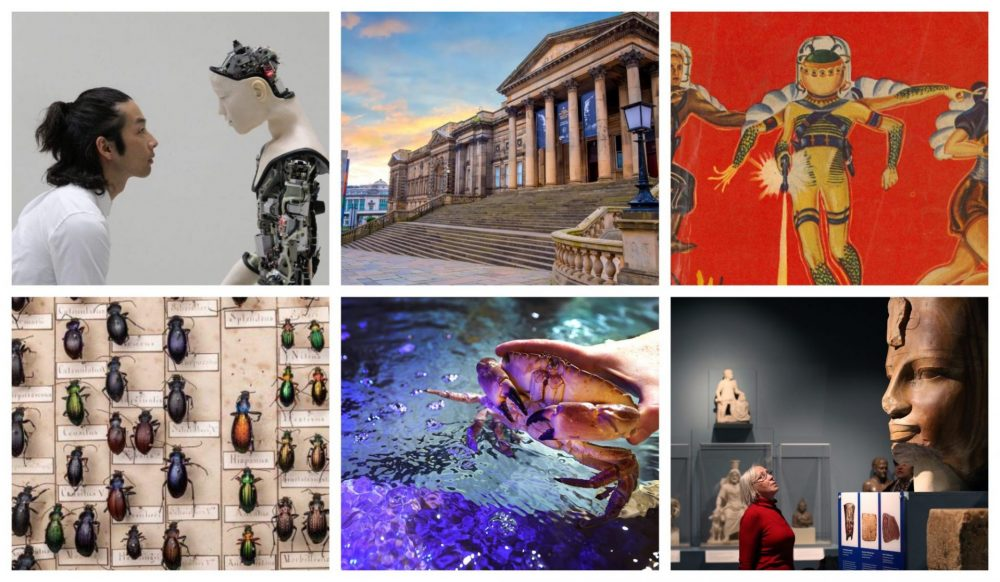Some of the activities you can get up to with the kids this Summer @World_Museum. 🤩 > ow.ly/KdPH50FQt8r