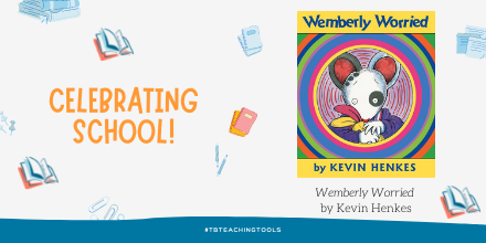 test Twitter Media - Wemberly Worried but you don't have to with this activity sheet to go along with the books  https://t.co/1AyKAaJddV @GreenwillowBook  #tbteachingtools #kidlit https://t.co/xAV5eSp88d