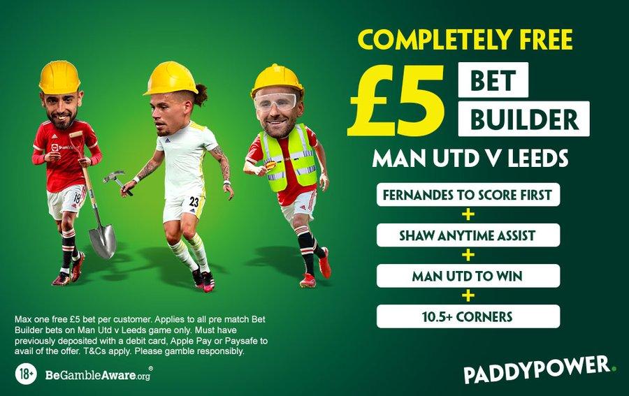 paddy power free bet builder
