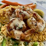 Image for the Tweet beginning: Delicious Seafood located just 1