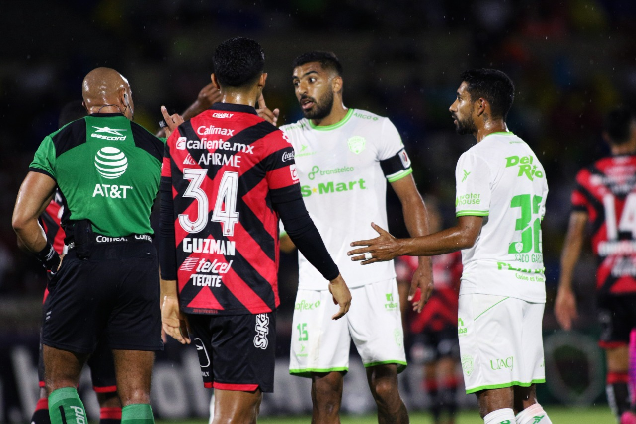 Juárez vs Tijuana 1-1 Torneo Apertura 2021
