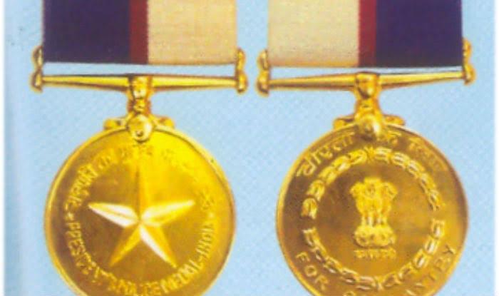 पोलीस पदकांची घोषणा । एकूण १,३८० पदक