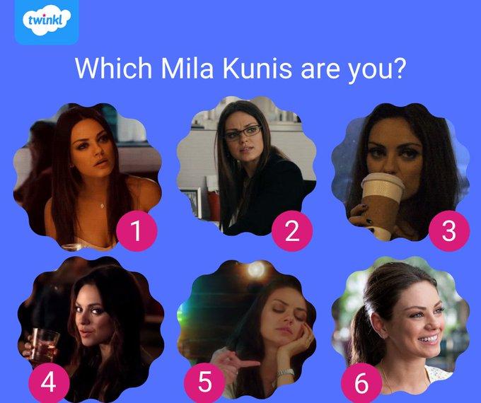 Happy Birthday Mila Kunis! I\m definitely today...