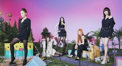 【Red Velvet】8/16 6thミニアルバム「Queendom」をリリースしカムバック