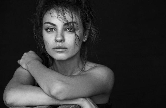 Happy 38th birthday to Mila Kunis!
