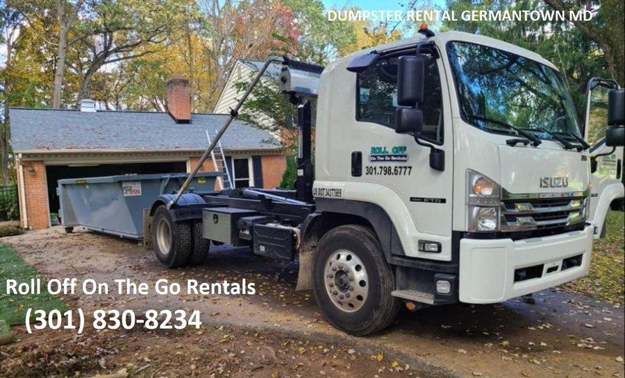 Dumpster Rental Germantown MD