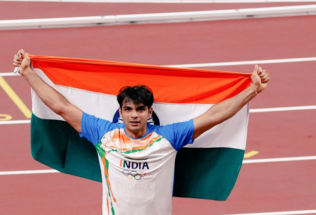 The center will train athletes for the Tokyo Olympics under the leadership of Olympic champion Neeraj Chopra