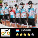 Image for the Tweet beginning: 🔴⚪🔵 Luxembourg 🇱🇺  The Luxembourg national