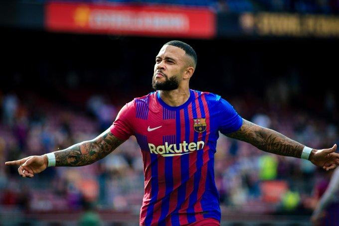 Barcelona vs Getafe 2-1 Liga Española 2021-2022