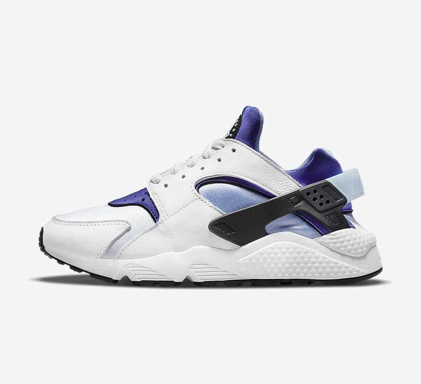Now Available Wmns Nike Air Huarache 'White Concord'  FNL: JD: