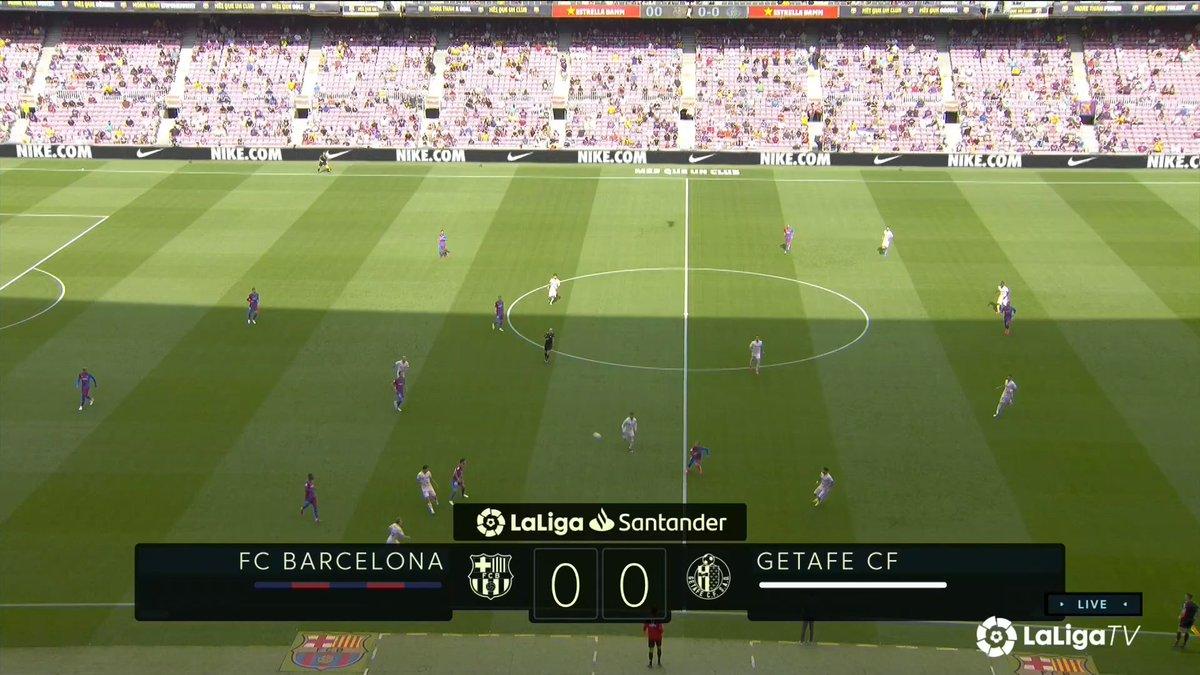 Full match: Barcelona vs Getafe