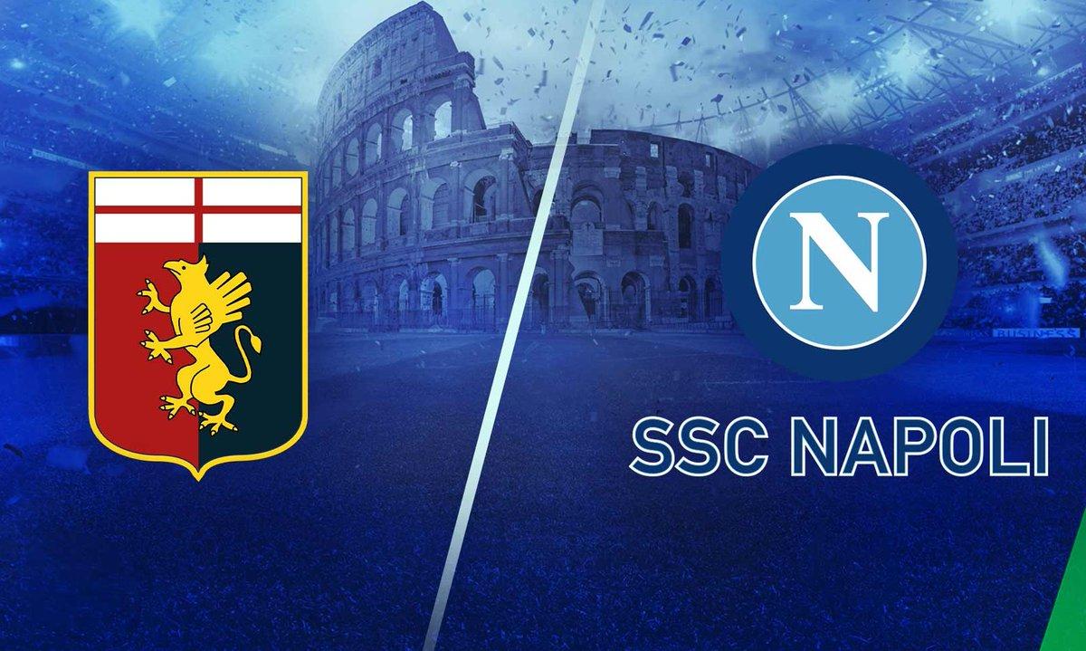 Genoa vs Napoli Highlights 29 August 2021