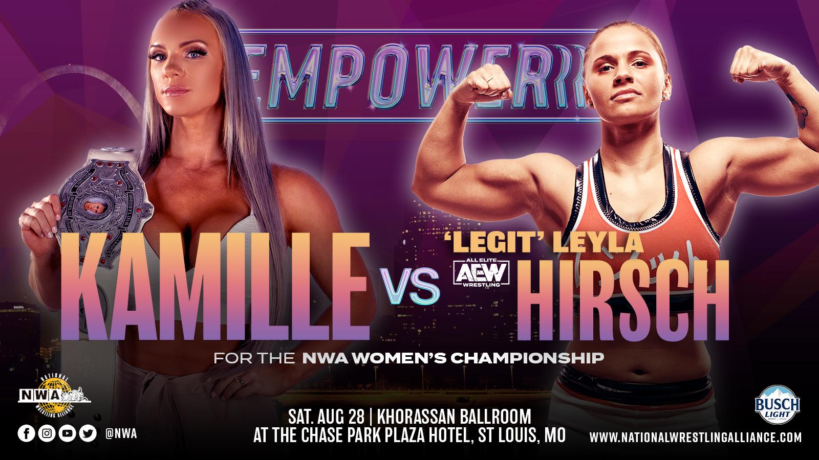 NWA WOMENS CHAMPIONSHIP