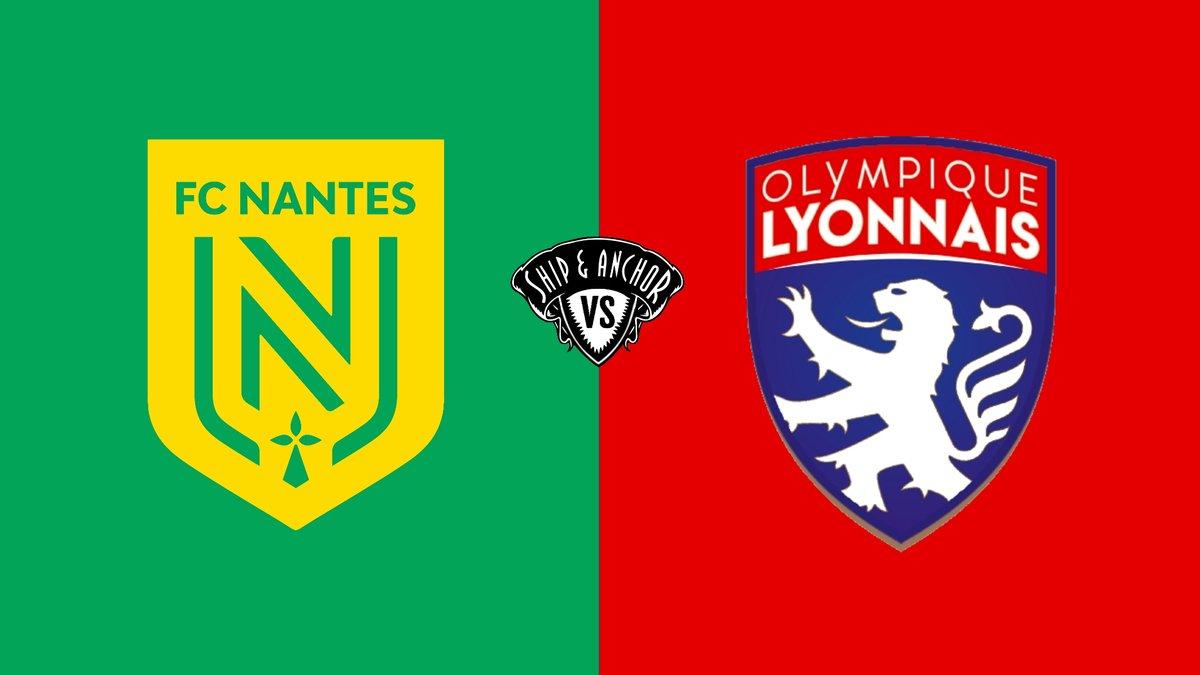 Nantes vs Lyon Highlights 27 August 2021