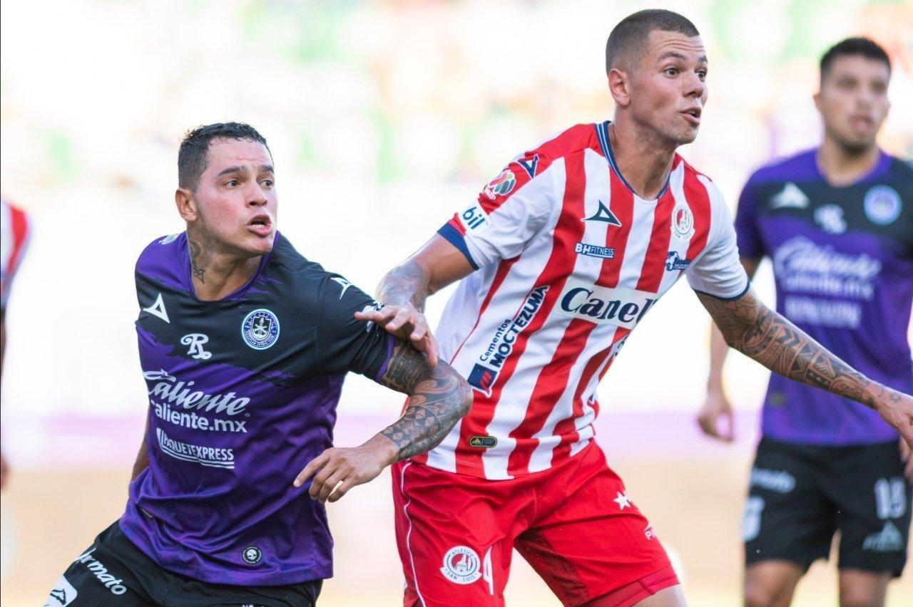 Mazatlán vs Atlético San Luis 1-1 Torneo Apertura 2021