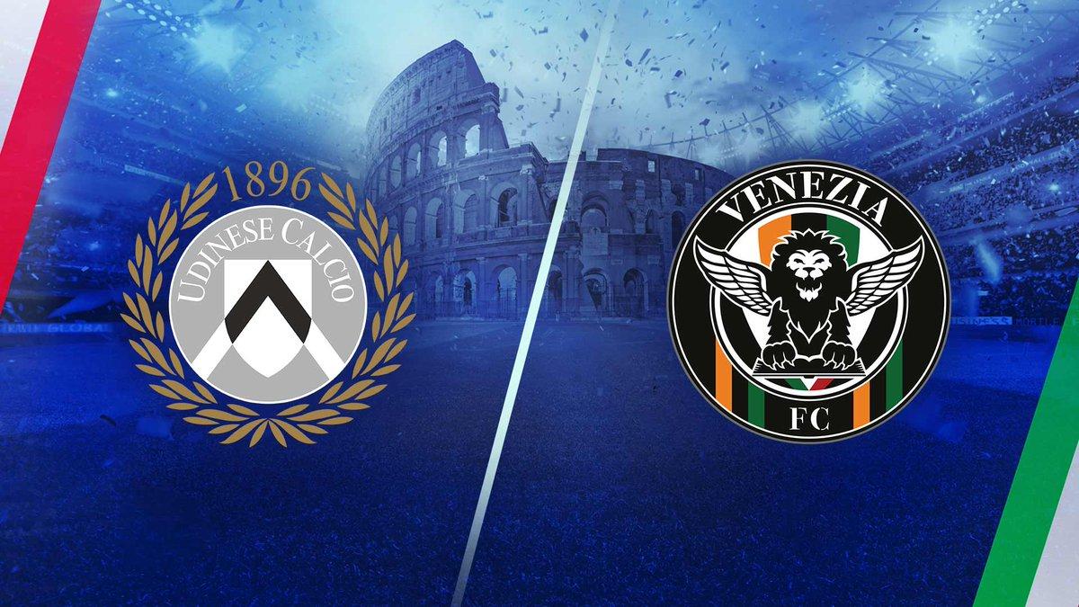 Udinese vs Venezia Highlights 27 August 2021