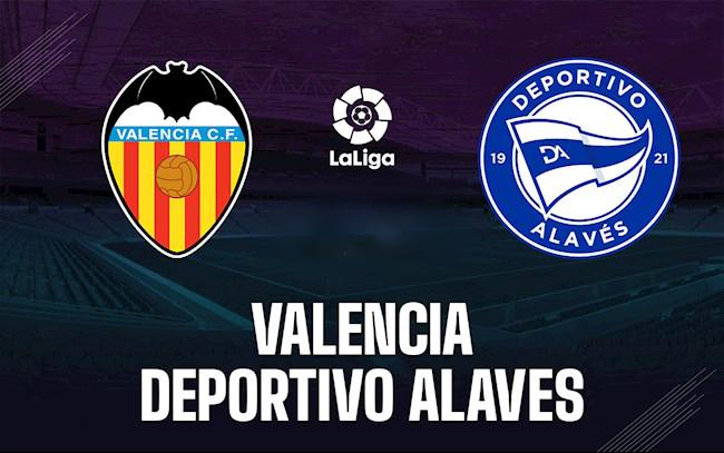 Valencia vs Alaves Highlights 27 August 2021