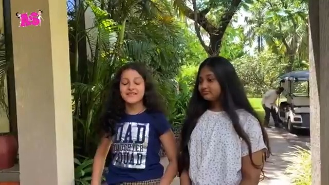 To how it all began! My favourite duo is back.. taking us through Goa this time! Loved the video as always! Rock on my girls 🤗🤗🤗 #AadyaAndSitara https://t.co/XS4MELMEbU