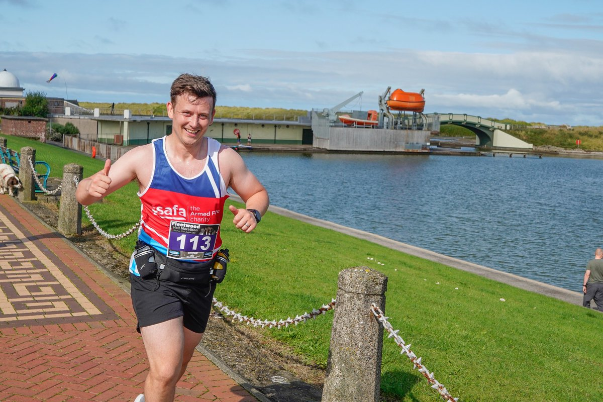 We're very proud of our Project Manager Steven Hughes who is running the London Marathon in October for @SSAFA - a wonderful charity that supports the Armed Forces community.   Well done Steven - your colleagues at Crossfield wish you the best of luck! 🏃♂️ 🏃♂️ 🏃♂️