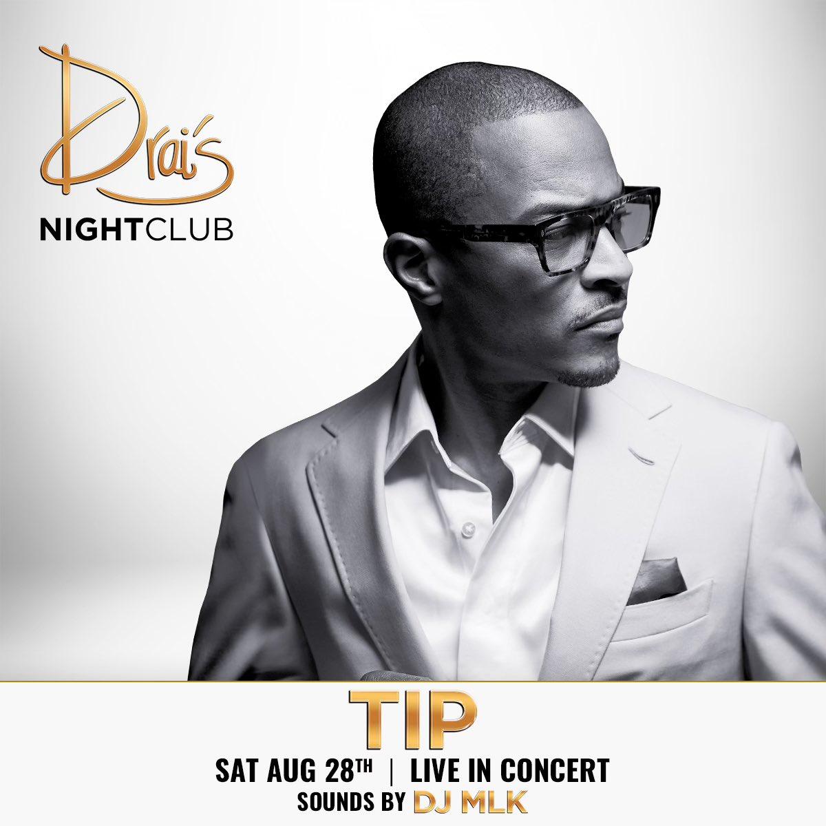 #LasVegas we going 🆙 tonight @DraisLV ::: @DJMLK TURN IT !!!