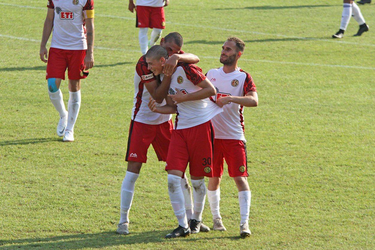 Eskişehirspor 2 - 1 K. Karabükspor