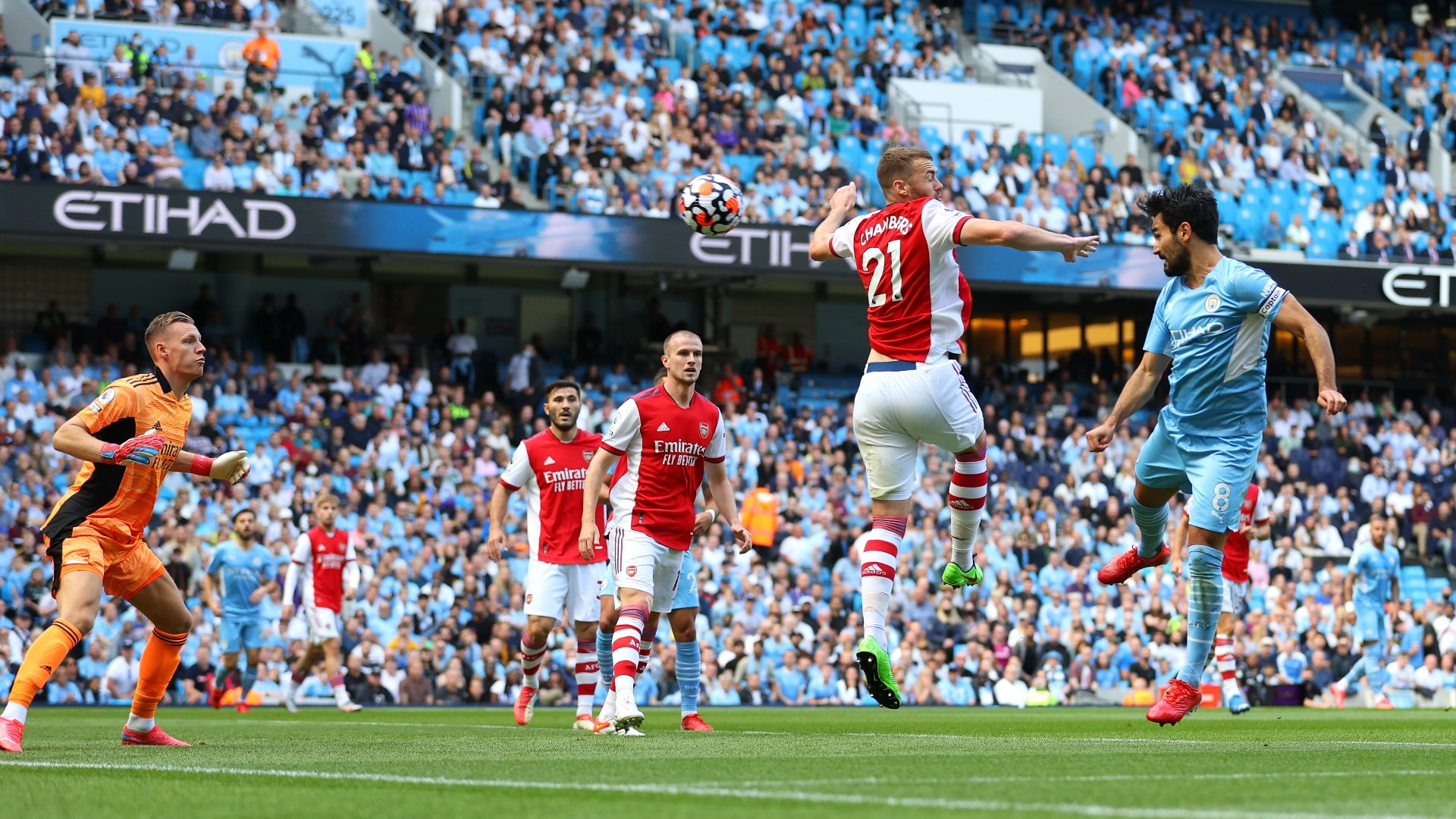 Man City vs Arsenal Prediction, Player Analysis and Latest Update: Manchester City 5, Arsenal 0, 86m