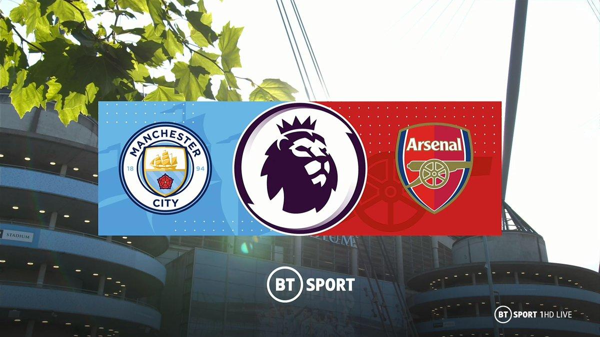 Full match: Manchester City vs Arsenal