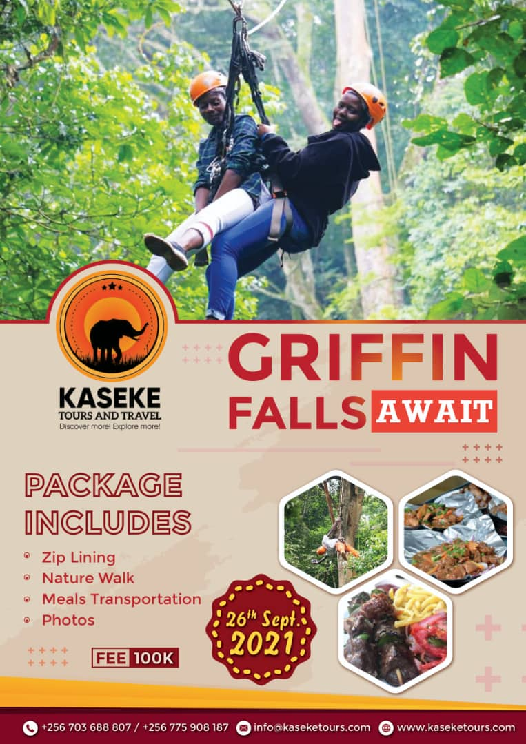For the coming trip to griffin introductions at Uganda House then we have a brief stopover at Namawojolo for the snacks before we proceeded to Griffin Falls for our first activity, Ziplining.   #ziplining #tulambuleuganda #pearlofafrica